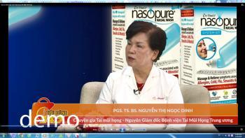 Khuyến mãi 10% để mọi người cùng Nasopure ngăn ngừa bệnh dịch Covid 19 - Bs TMH Khuyên dùng